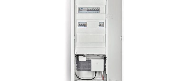 volta.hybrid Rozdział energii i multimedia w jednej obudowie.
