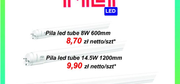 Promocja PILA LED