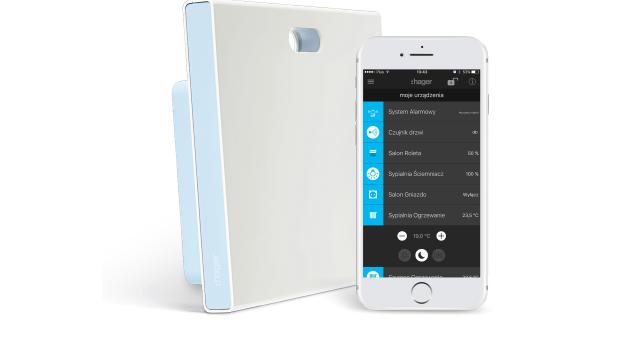 Bezprzewodowa technologia Smart Home firmy Hager