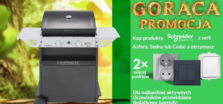 Elektroklub – promocja produktów Schneider Electric!
