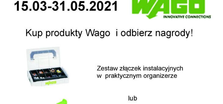 Wiosenna promocja produktow WAGO!