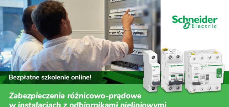 Szkolenia Schneider Electric online!