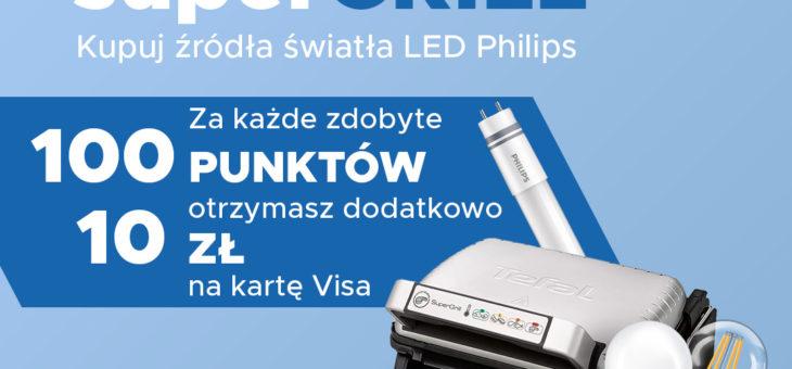 Promocja produktów Philips w Elektroklubie!
